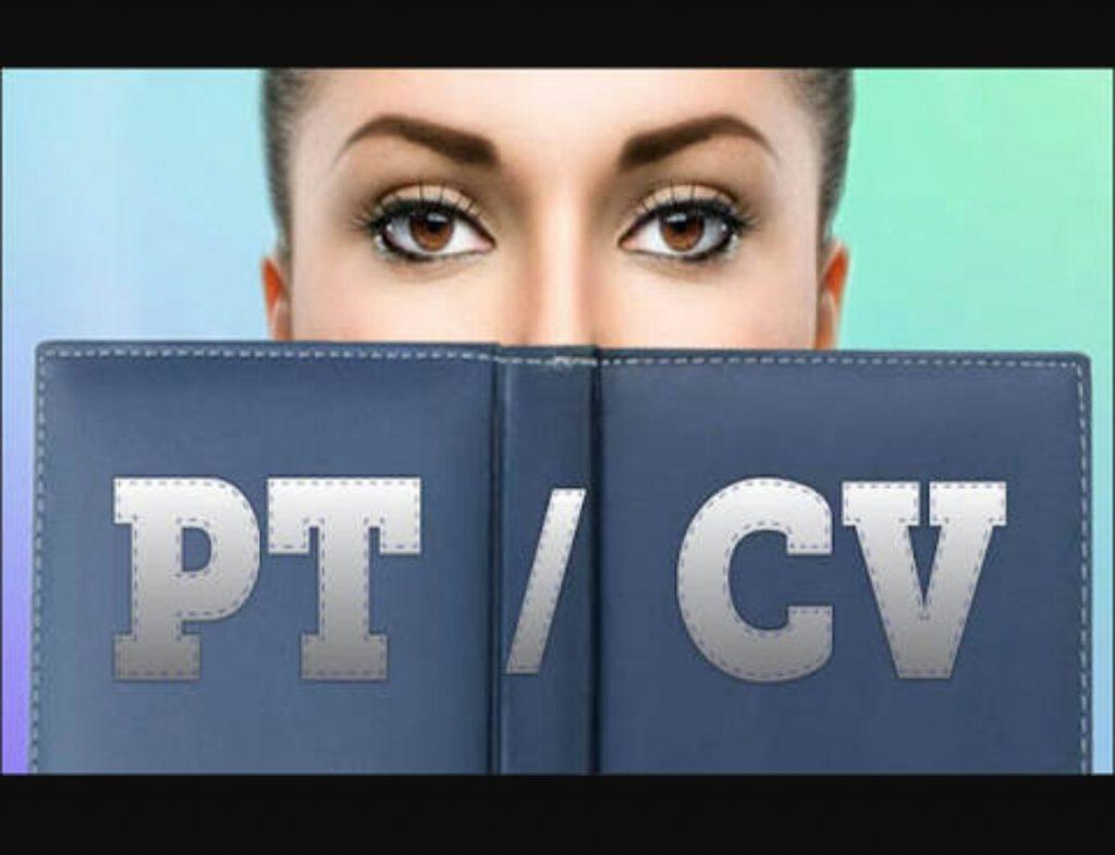 Pembuatan CV atau PT