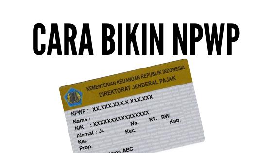 Cara Bikin NPWP dengan Biro Jasa